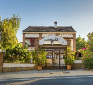 Property in Nueva Andalucia – Previously operated by Carmen Restaurant